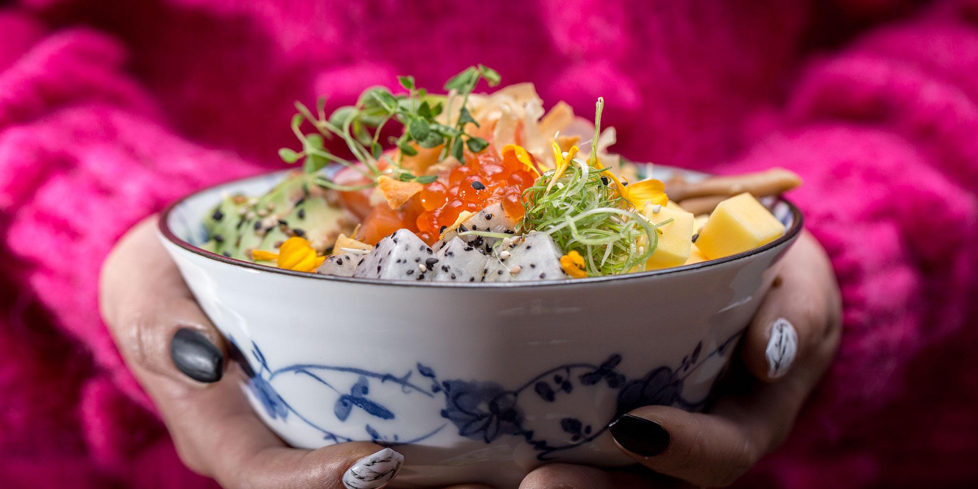 Project: Hachi Restaurant Den Haag
