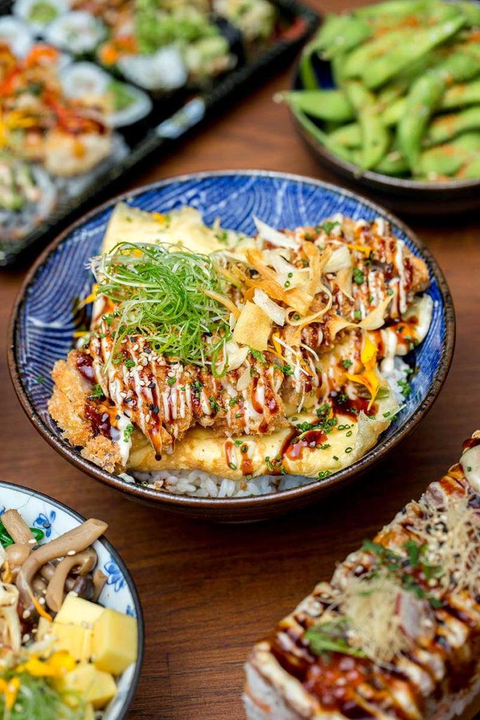 Hachi Japanese Deli Den Haag | Food Photography
